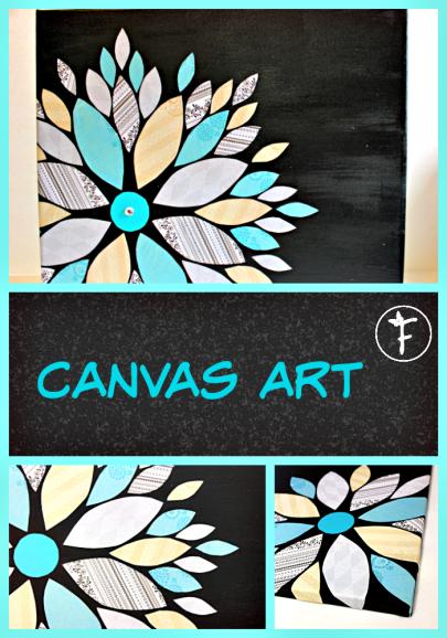 Canvas Art B