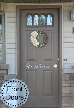 Front Door Website