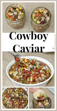 cowboy caviar pinterest