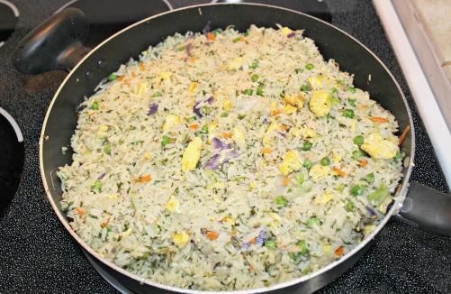 rice-fry-pan